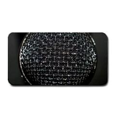 Modern Microphone Medium Bar Mats