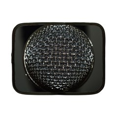 Modern Microphone Netbook Case (small)