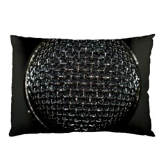 Modern Microphone Pillow Cases