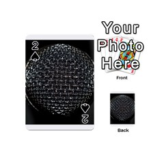 Modern Microphone Playing Cards 54 (Mini)