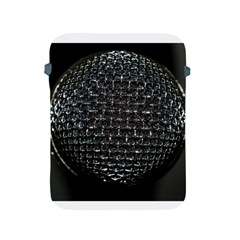 Modern Microphone Apple Ipad 2/3/4 Protective Soft Cases