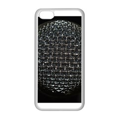 Modern Microphone Apple Iphone 5c Seamless Case (white)