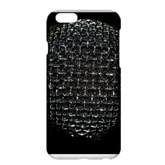 Modern Microphone Apple iPhone 6 Plus Hardshell Case