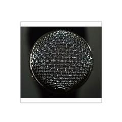 Modern Microphone Satin Bandana Scarf