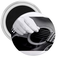 Guitar Player 3  Magnets