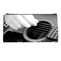 Guitar Player Pencil Cases