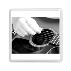 Guitar Player Memory Card Reader (square)