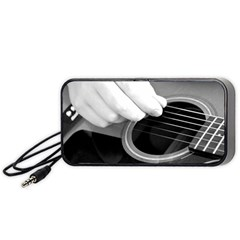 Guitar Player Portable Speaker (Black)