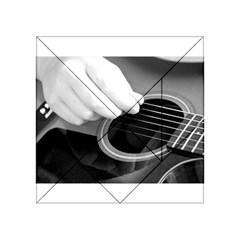 Guitar Player Acrylic Tangram Puzzle (4  X 4 )
