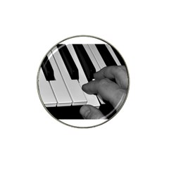 The Piano Player Hat Clip Ball Marker