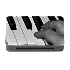 The Piano Player Memory Card Reader with CF