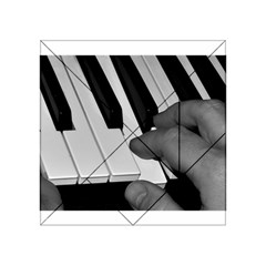The Piano Player Acrylic Tangram Puzzle (4  X 4 )