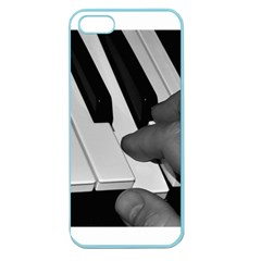 The Piano Player Apple Seamless Iphone 5 Case (color)