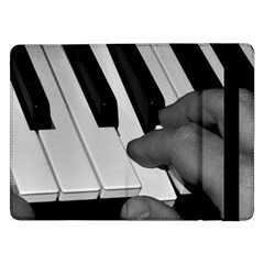 The Piano Player Samsung Galaxy Tab Pro 12 2  Flip Case