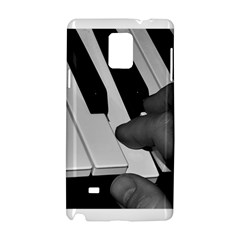 The Piano Player Samsung Galaxy Note 4 Hardshell Case