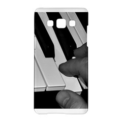 The Piano Player Samsung Galaxy A5 Hardshell Case