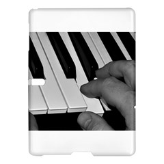 The Piano Player Samsung Galaxy Tab S (10 5 ) Hardshell Case