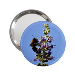 Bumble Bee 1 2 25  Handbag Mirrors