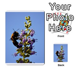 Bumble Bee 1 Multi-purpose Cards (Rectangle)