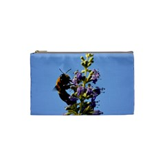Bumble Bee 1 Cosmetic Bag (small)