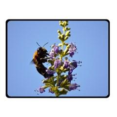 Bumble Bee 1 Fleece Blanket (Small)