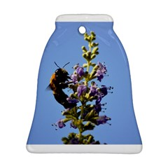 Bumble Bee 1 Bell Ornament (2 Sides)