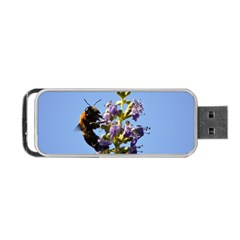 Bumble Bee 1 Portable Usb Flash (one Side)