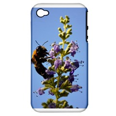Bumble Bee 1 Apple Iphone 4/4s Hardshell Case (pc+silicone)