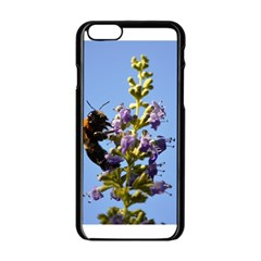 Bumble Bee 1 Apple iPhone 6 Black Enamel Case
