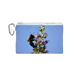 Bumble Bee 1 Canvas Cosmetic Bag (s)