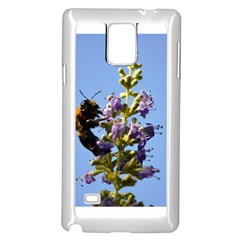 Bumble Bee 1 Samsung Galaxy Note 4 Case (White)