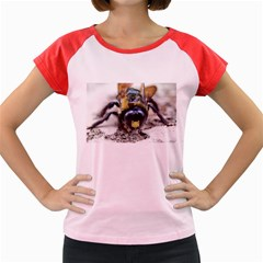 Bumble Bee 2 Women s Cap Sleeve T-Shirt