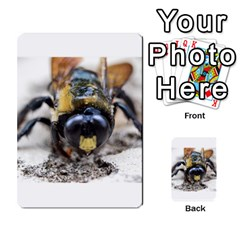 Bumble Bee 2 Multi-purpose Cards (Rectangle)