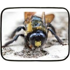 Bumble Bee 2 Fleece Blanket (Mini)