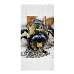 Bumble Bee 2 Shower Curtain 36  x 72  (Stall)