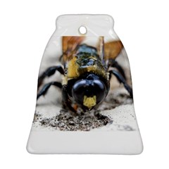 Bumble Bee 2 Bell Ornament (2 Sides)