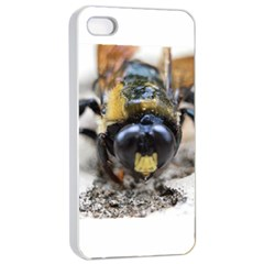 Bumble Bee 2 Apple Iphone 4/4s Seamless Case (white)
