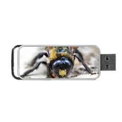 Bumble Bee 2 Portable Usb Flash (one Side)