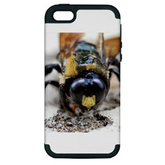 Bumble Bee 2 Apple Iphone 5 Hardshell Case (pc+silicone)