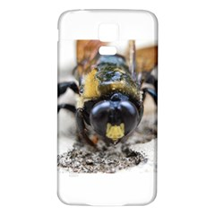 Bumble Bee 2 Samsung Galaxy S5 Back Case (White)