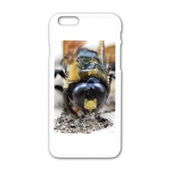 Bumble Bee 2 Apple iPhone 6 White Enamel Case
