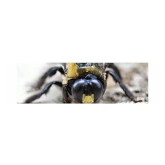 Bumble Bee 2 Satin Scarf (Oblong)