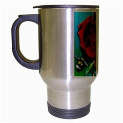 Bumble Bee 3 Travel Mug (silver Gray)