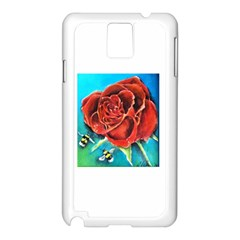 Bumble Bee 3 Samsung Galaxy Note 3 N9005 Case (white)