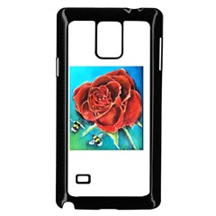 Bumble Bee 3 Samsung Galaxy Note 4 Case (black)