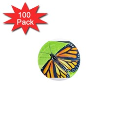 Butterfly 2 1  Mini Magnets (100 Pack)