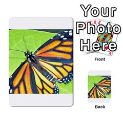 Butterfly 2 Multi-purpose Cards (Rectangle)
