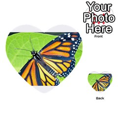 Butterfly 2 Multi Purpose Cards (heart)