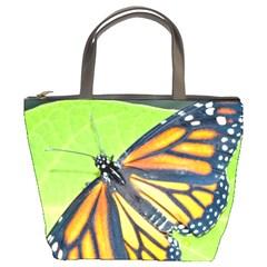 Butterfly 2 Bucket Bags