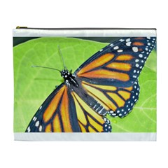 Butterfly 2 Cosmetic Bag (xl)